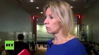 Мария Захарова посоветовала польским политикам оставить историю специалистам