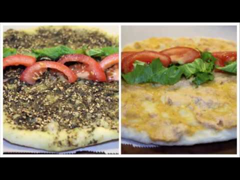 lebanese-manakish-with-zaatar-and-chicken-i-recette-de-manakish-au-zaatar-et-au-poulet!