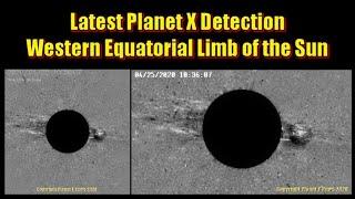 ÚLTIMOS INFORMES / Latest Planet X Detection - Western Equatorial Limb of the Sun 4-25-2020
