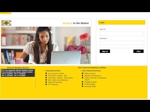 Boc Online