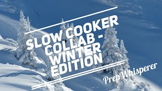 Slow Cooker Collab -Winter Edition - WW Crockpot Chicken n Stuffing
