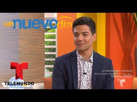 """¡Luis Coronel y Joey Montana lanzan """"Dime que se siente""""!  Un Nuevo Día  Telemundo"""