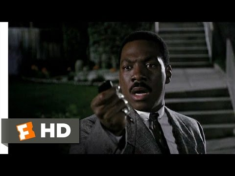 Another 48 Hrs. (3/9) Movie CLIP - No Car, No Money (1990) HD