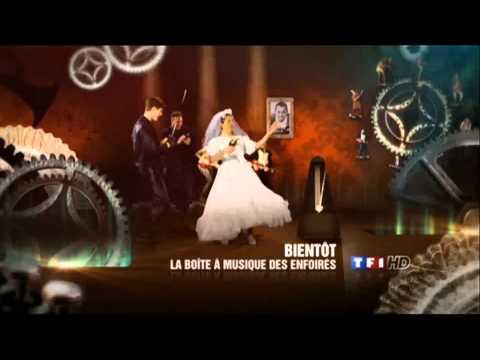 Ba La Boite A Musique Des Enfoirés Bientot Sur TF1