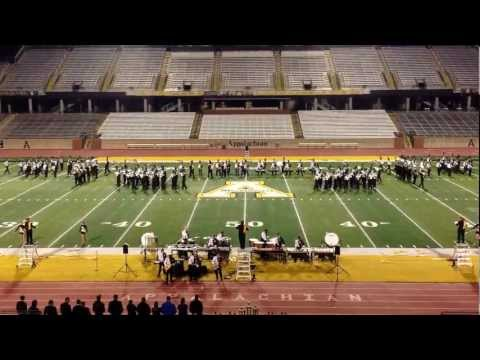 """App State """"Band of Distinction"""""""