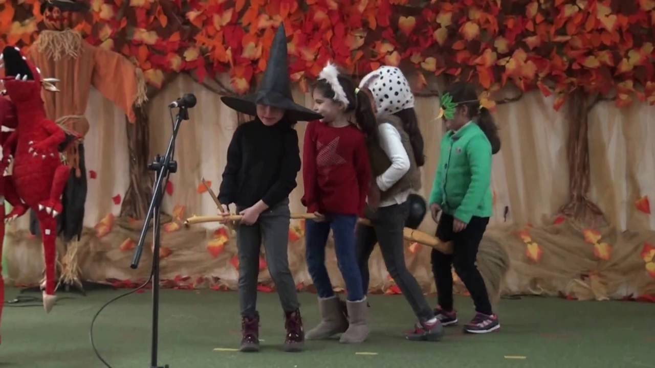 Room On The Broom 1st Grade Play 2016 2017 Youtube . Part 83