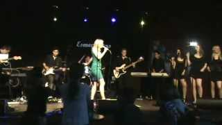 Esmee Peters 2012- George Michael-Soul free,  in De Vorstin Hilversum