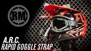 A.R.C. Rapid MX Goggle Strap