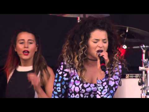 Ella Eyre - Together - Isle of Wight Festival 2015 - Live