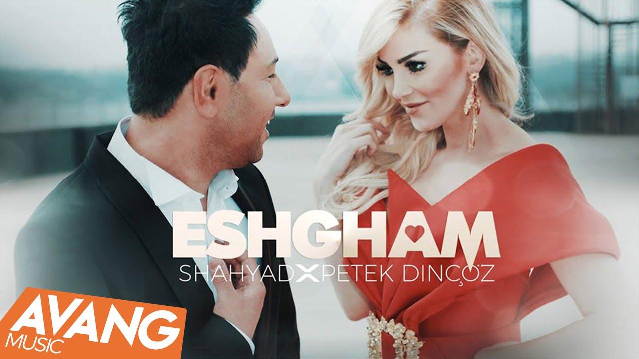 Shahyad Ft Petek Dinçöz - Eshgham OFFICIAL VIDEO - YouTube