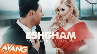 Shahyad Ft Petek Dinçöz - Eshgham OFFICIAL VIDEO