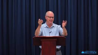 The Man of Sin. Pastor David Mitchell. 20/1/21