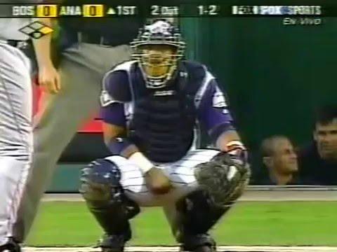 2001 Red Sox @ Anaheim