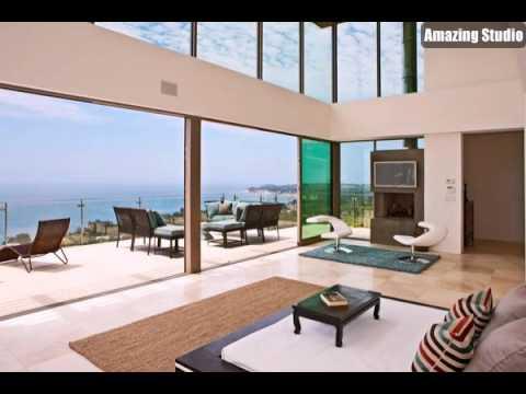 Großes Wohnzimmer Moderne Möbel - YouTube