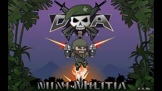 Hack Unlimited HEALTH, BOMBS, AMMO & All Things In Mini Militia - Fly Without Limits And More