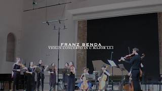 Franz Benda - Violin Concerto in C major L2.1