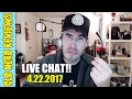 🔴 LIVE Chat, Q&A, Game Raffle, Review! | 4.22.2017 🤓