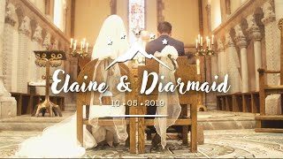 Elaine & Diarmaid -  Wedding Film