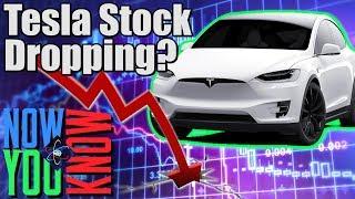 In Depth - Tesla Stock Dropping?