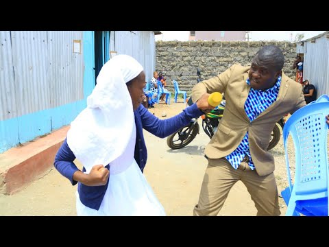 Download Drama as a politician grabbs a microphone in church ft @Mary Tindo