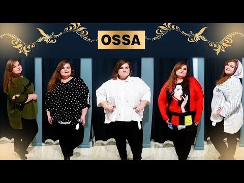 ШОПИНГ В OSSA ЧАСТЬ 2/ ОДЕЖДА БОЛЬШИХ РАЗМЕРОВ/Russian Plus Size Girl/ Мода 2019/ тренды