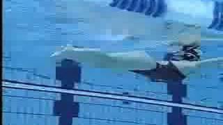 [游泳教學] 蛙式踢腳踝關節的角度