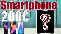 Die 3 besten Smartphones unter 200 Euro + 1 Geheimtipp | Kaufberatung 2020