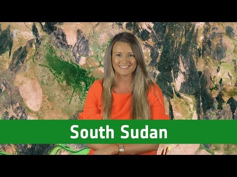 Earth from Space: South Sudan