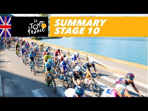 Summary – Stage 10 – Tour de France 2018