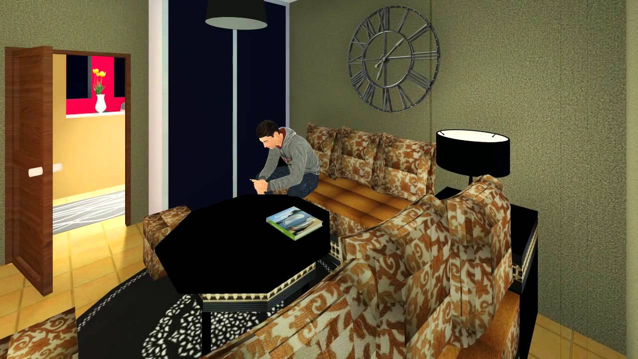 aménagement d'un appartement f3 - youtube