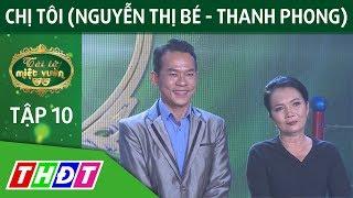 Tẩn cổ: Tình Mẹ (Nguyễn Thị Bé - Thanh Phong)   Tài tử miệt vườn   THDT