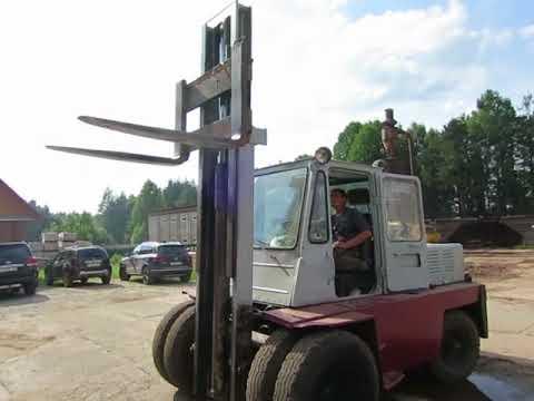Погрузчик вилочный 5 тонн Львовский