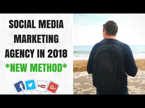 How To Start A Social Media Marketing Agency In 2018 **EASY STEP-BY-STEP GUIDE**