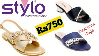 Stylo shoes Summer Collection …