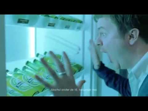 heineken walk in fridge commercial analysis essay
