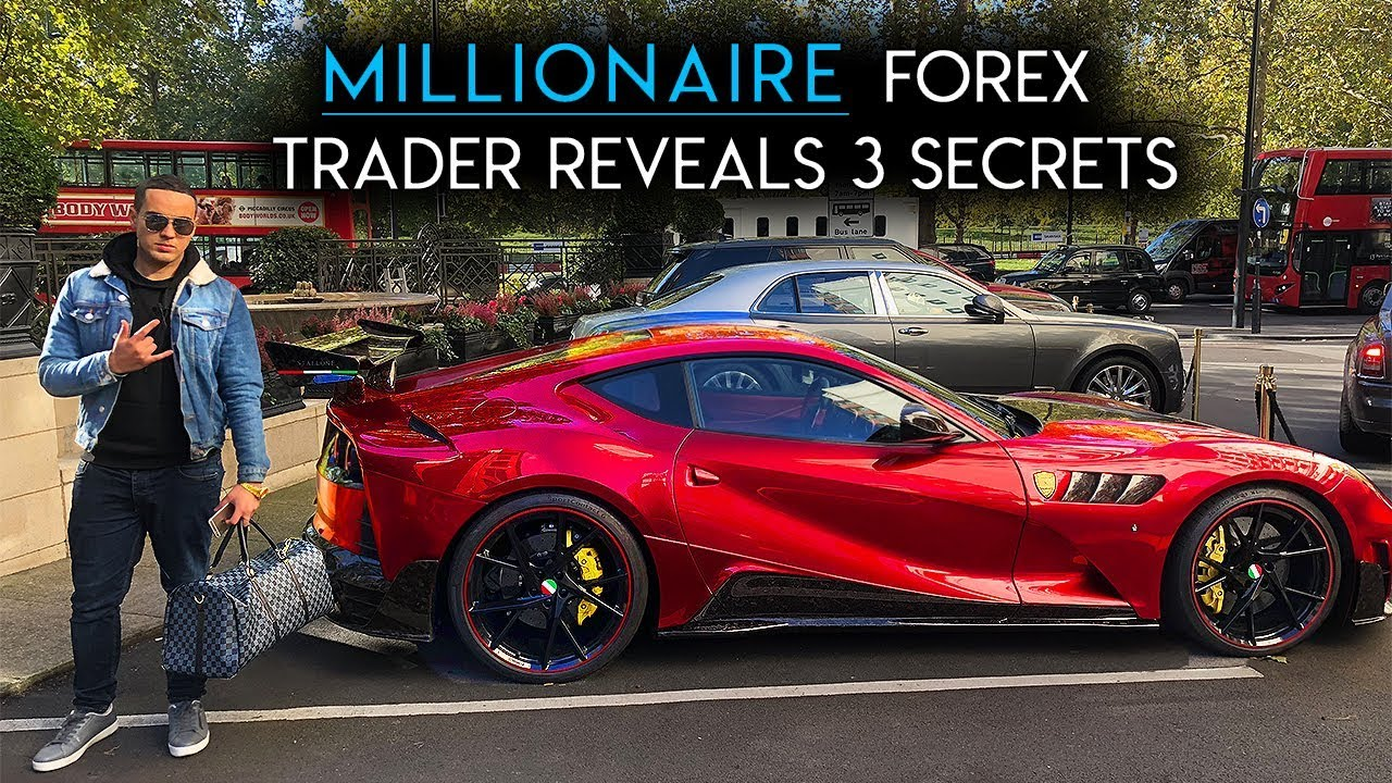 Be a forex millionaire