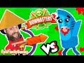 Ultimate Bowmasters! Fei Li Vs Shark The Sea Princess A Bowmaster Epic Family Ga