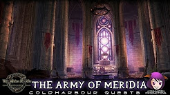 ★ Elder Scrolls Online  ★ - L48 The Army of Meridia