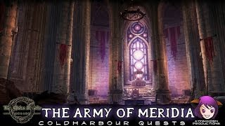 ★ Elder Scrolls Online  ★ - L48 The Army of Meridia