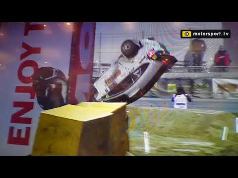 Download Youtube: Memorial Bettega | Che volo per Oliver Solberg