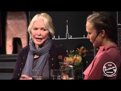 Ellen Burstyn - Stockholm Achievement Award - Face2face