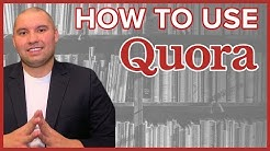 How To Use Quora As A Web Developer