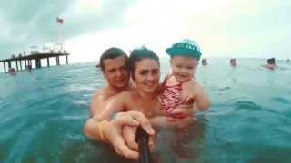 Наш отдых в Турции (Сентябрь 2015)(Отель Port Nature Luxury Resort Hotel & Spa 5 Музыка: Smallpools_-_Dreaming., 2015-09-29T18:23:43.000Z)