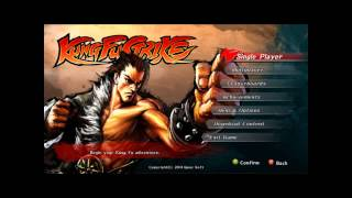Kung Fu Strike Soundtrack
