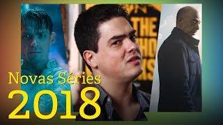 10 NOVAS SÉRIES MAIS AGUARDADAS DE 2018 📺🔝 | SM Play #87