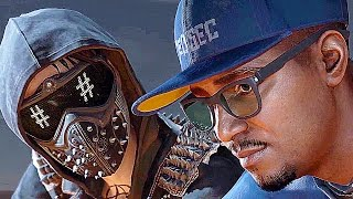WATCH DOGS 2 Gameplay Full Demo ( E3 2016)