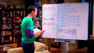 The Big Bang Theory - Sheldon finds new element