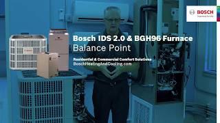 Bosch IDS 2.0 & BGH96 Balance Point Fred C.