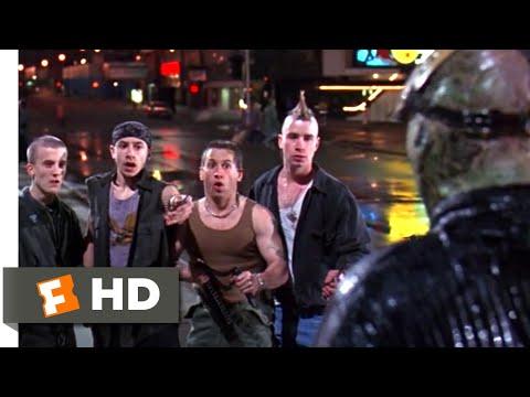 Friday the 13th: Jason Takes Manhattan (1989) - Jason vs. New York Scene (9/10) | Movieclips