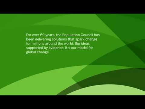 Population Council Brand Animation